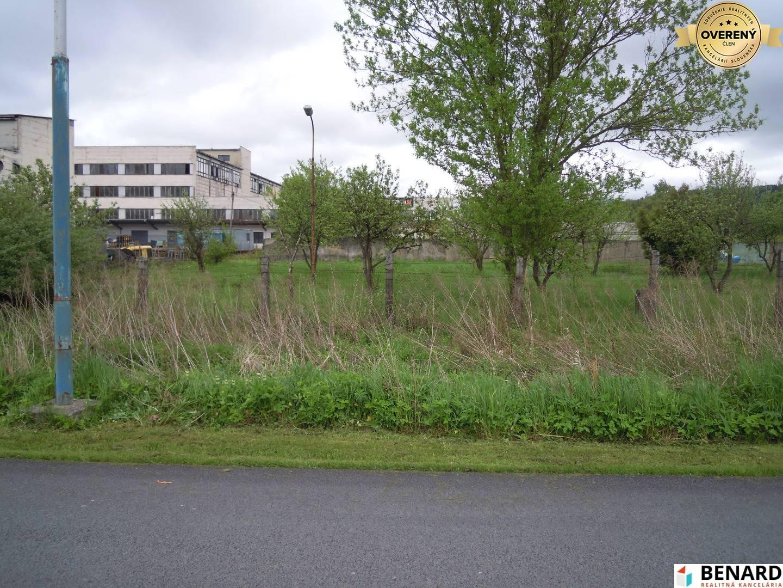 cf050c482 Stavebný pozemok v priemyselnej zóne v Starej Ľubovni - BENARD GROUP ...